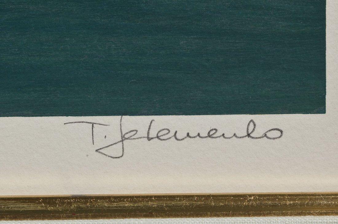 T. Jeremenko (American, 20th Century) - 3