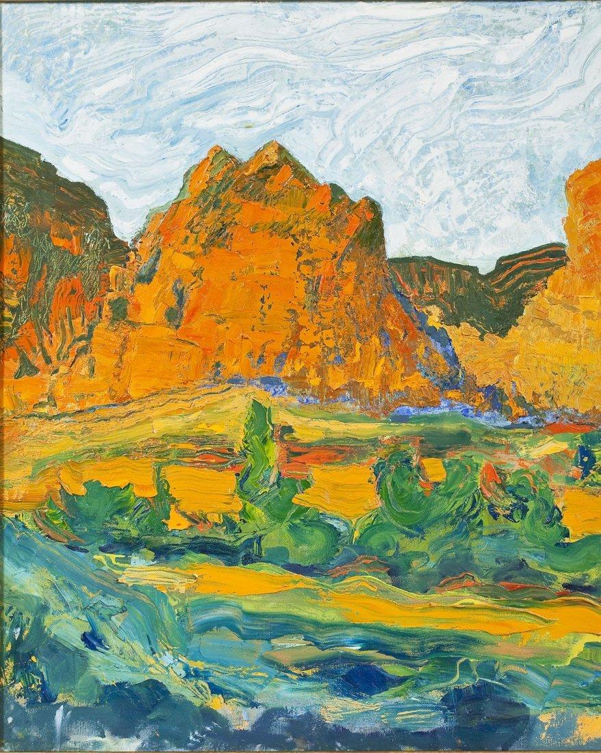 Western Landscape Painting