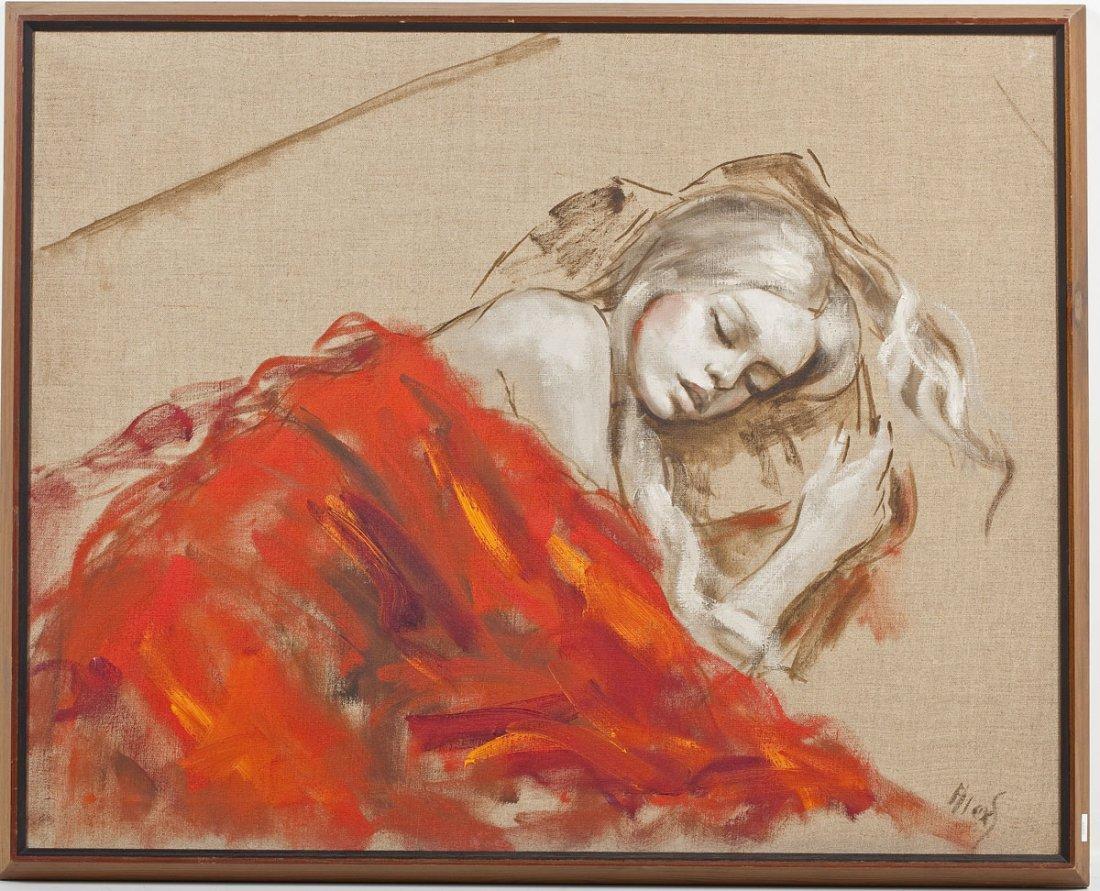 Alex Schloss (American, 1921-2011) - 3