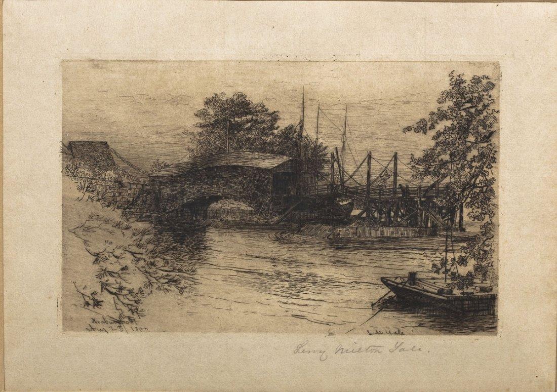 Leroy Milton Yale (American, 1841-1906)