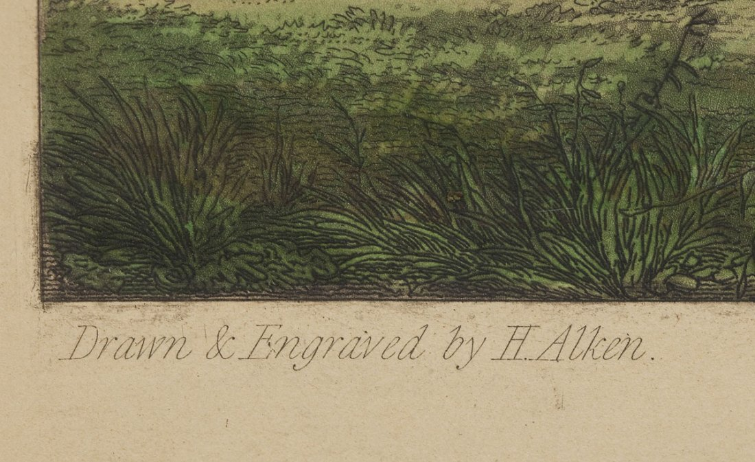 Samuel Henry Gordon Alken (English, 1810-1894) - 2
