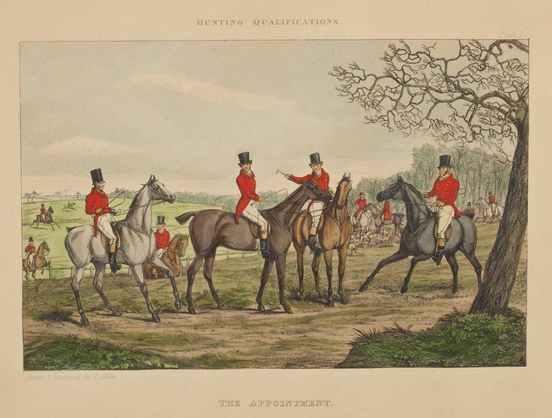Samuel Henry Gordon Alken (English, 1810-1894) - 4