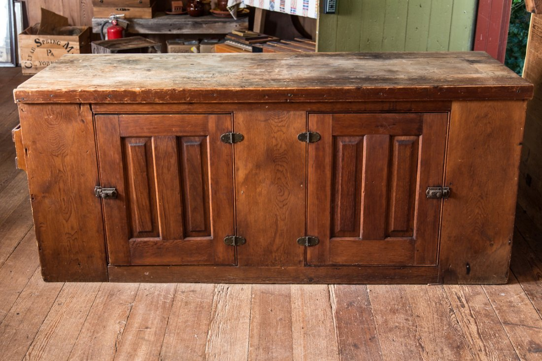 Country Store Counter