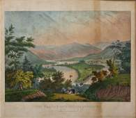 Currier and Ives Lithograph