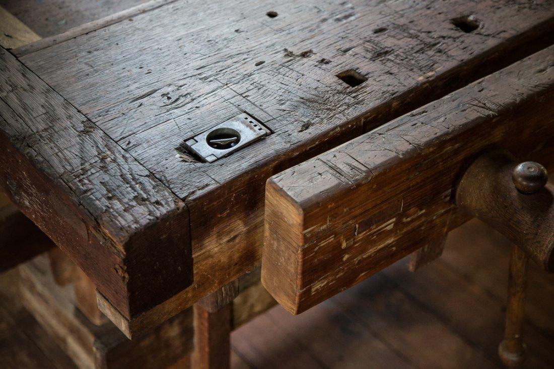 Joiner/Cabinet Maker's Bench - 2