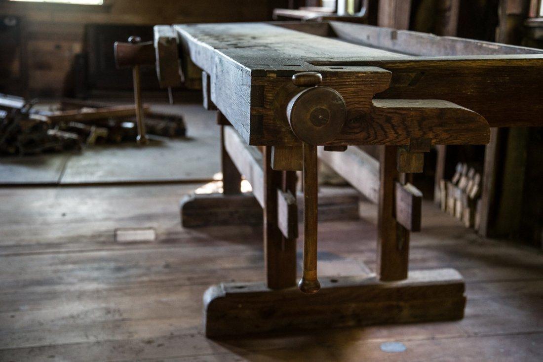 Joiner/Cabinet Maker's Bench - 4