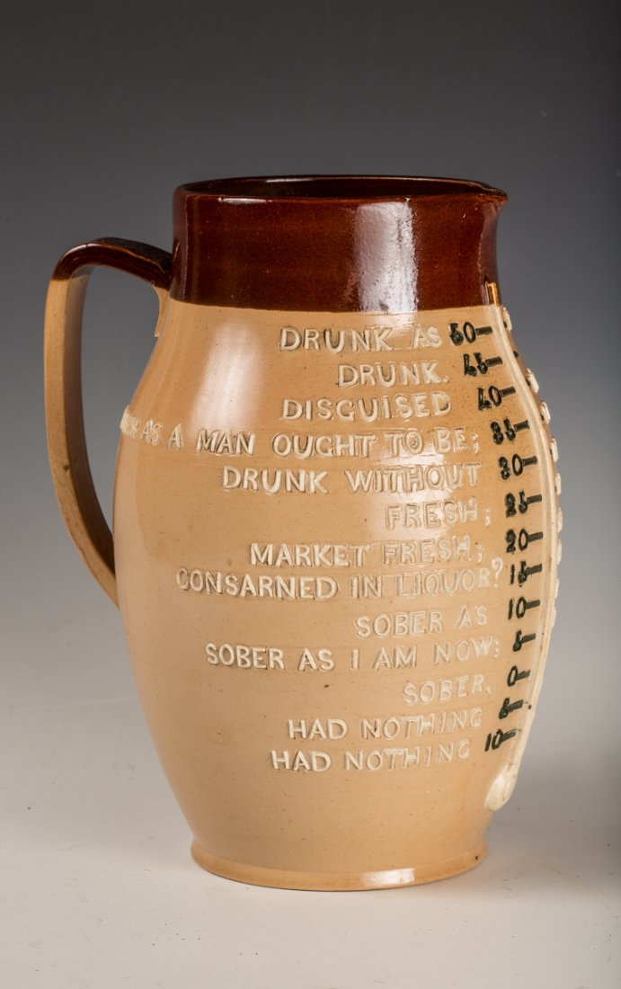Doulton Drinkers Pitcher