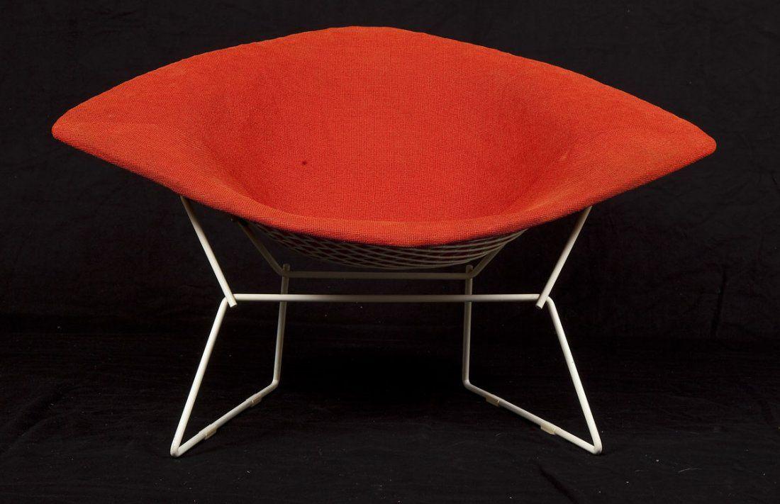 Bertoia for Knoll Large Diamond Chair