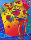Peter Max (New York/Germany, B. 1937)