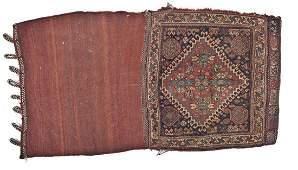 Semi-Antique Caucasian Bag Face