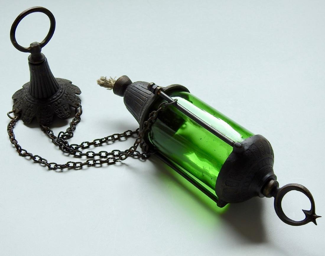 Mediterranean Lantern Turkish Style Chain Hanging Oil