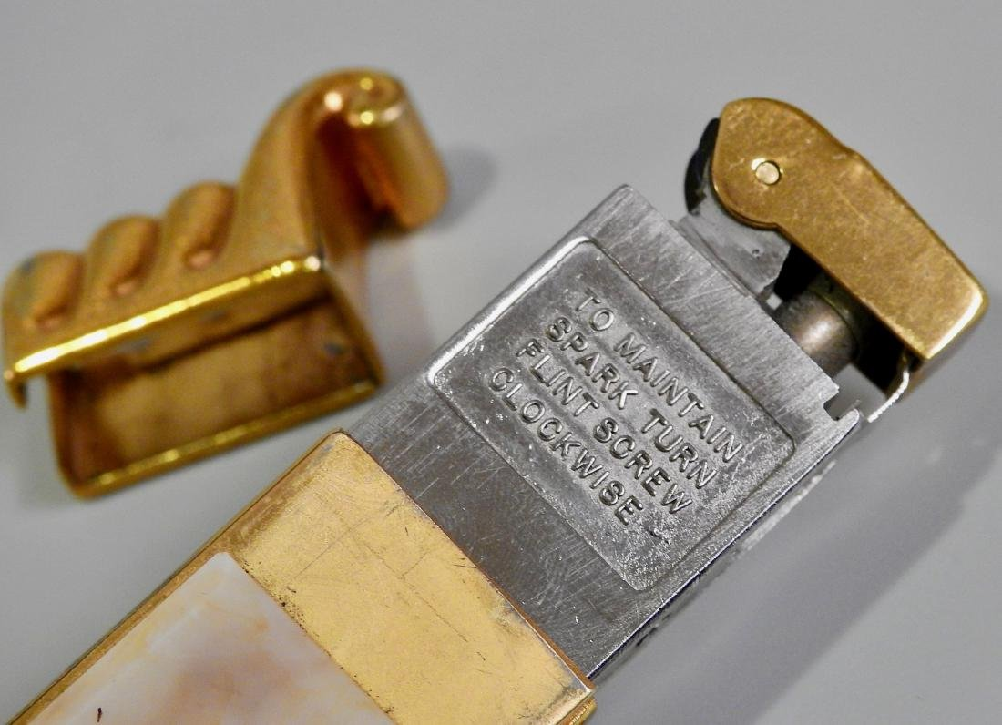 Vintage Ascot ASR Dagger Lighter Letter Opener - 4
