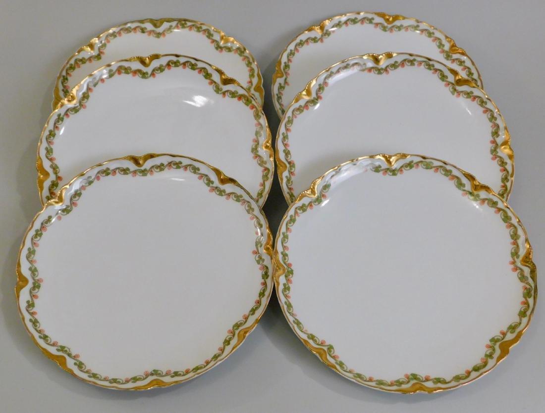 Limoges Haviland French Porcelain Plates Set of 6