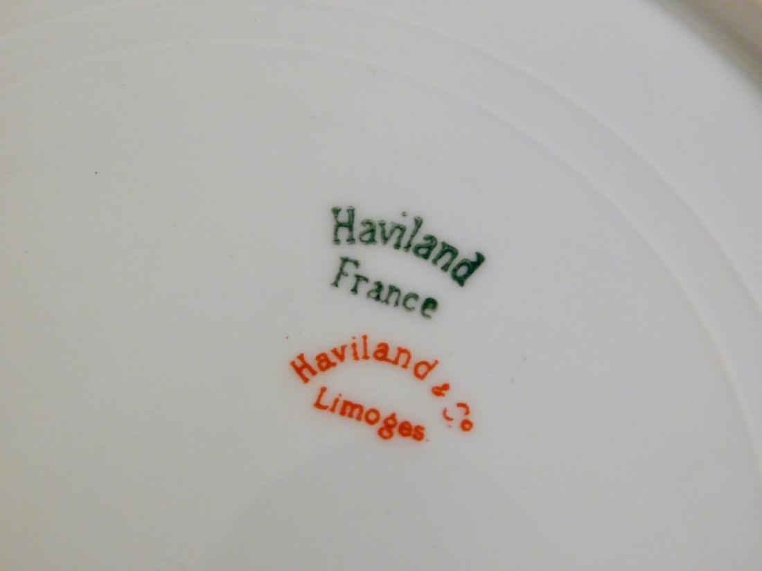Limoges Haviland French Porcelain Plates Set of 6 - 3
