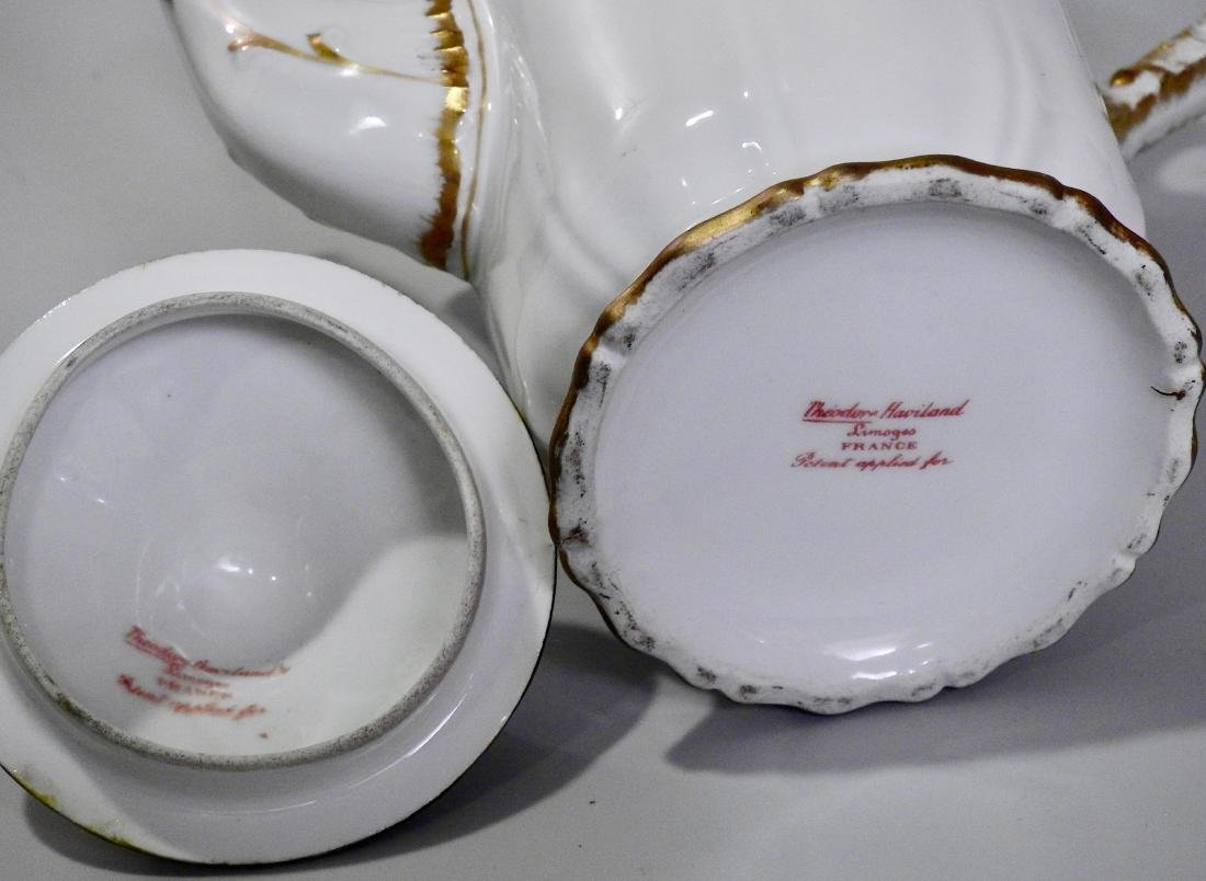 Theodore Haviland French Limoges Antique Porcelain - 5