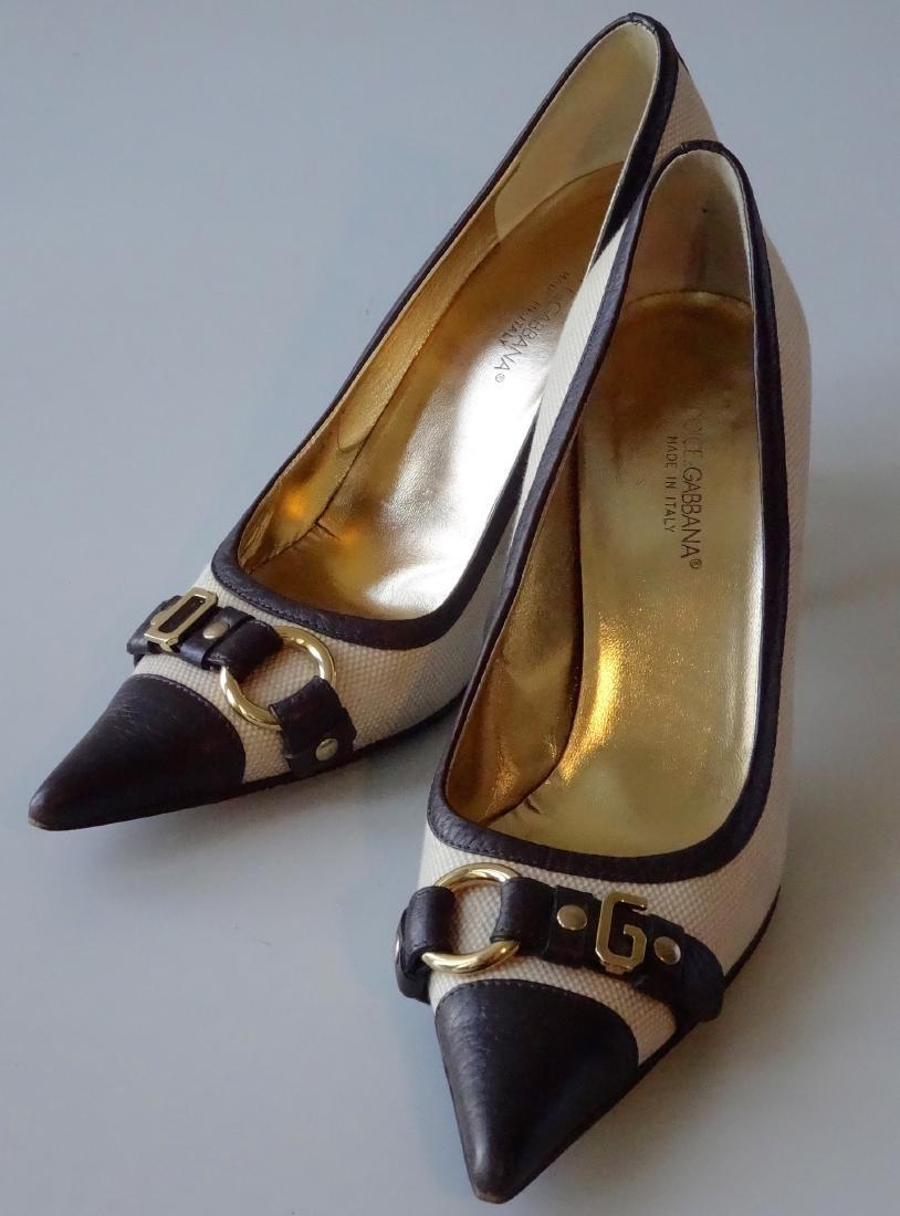 Dolce & Gabbana Pumps High Heels Designer Shoes