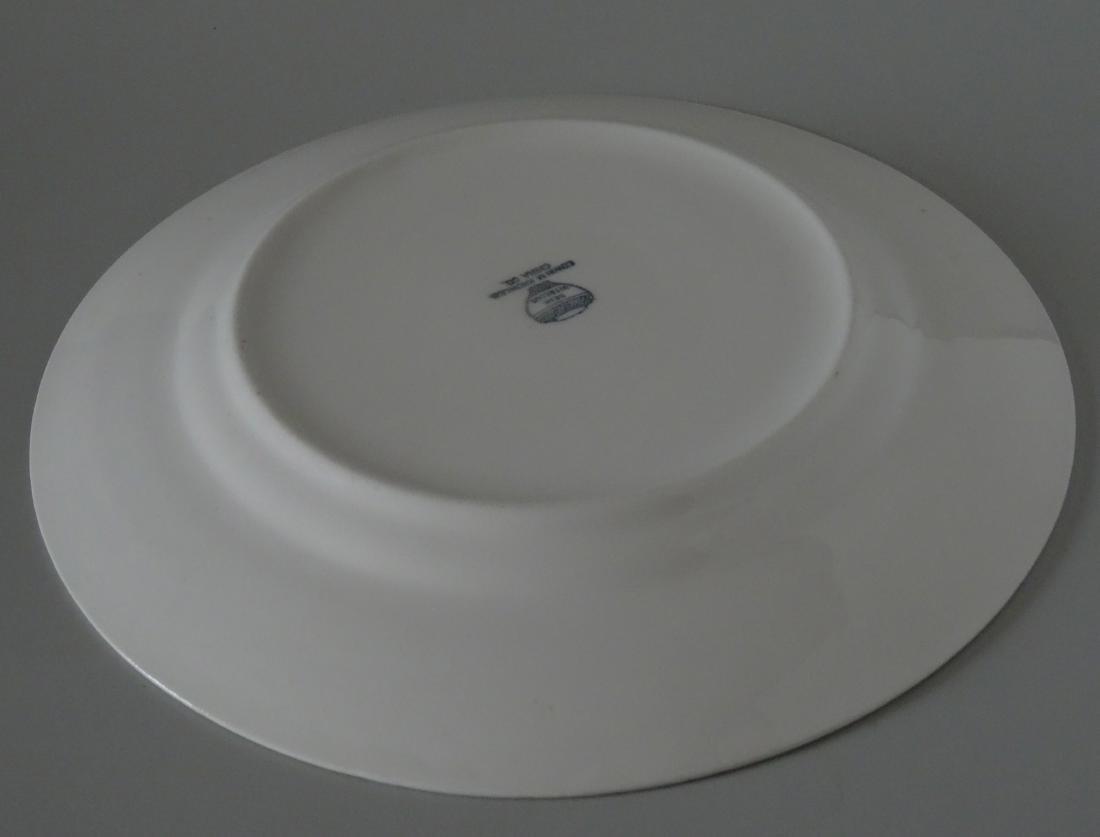 Edwin Knowles Semi Vitreous China Dutch Large Plate - 4