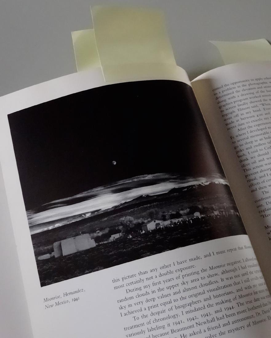 Ansel Adams An Autobiography Book 277 Illustrations - 5
