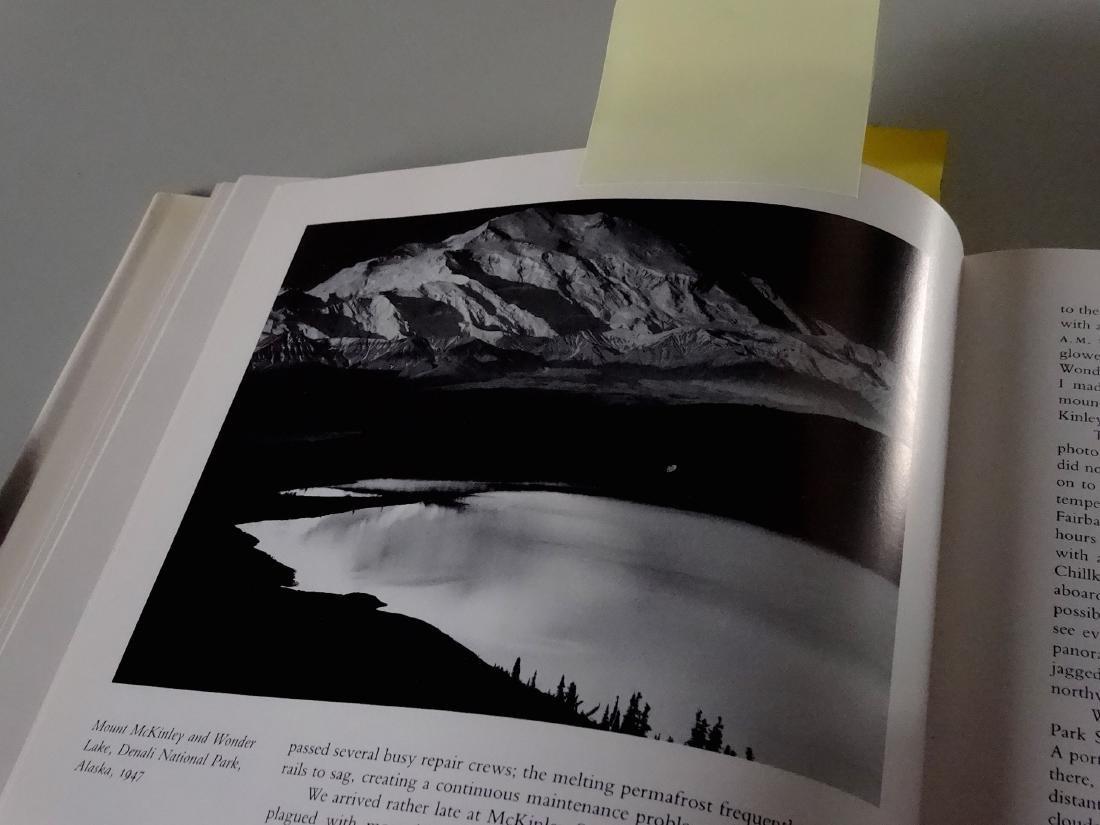 Ansel Adams An Autobiography Book 277 Illustrations - 6