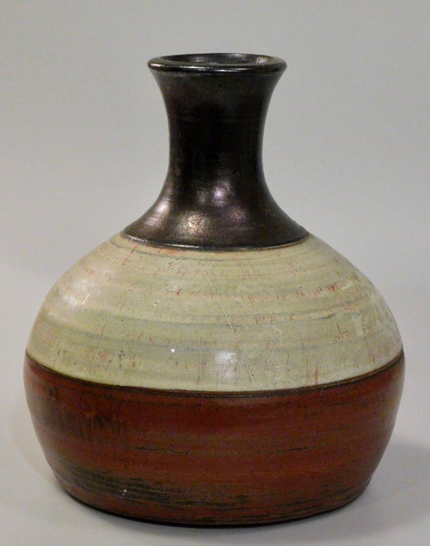Vintage Mid Century Modern Studio Art Pottery Vase