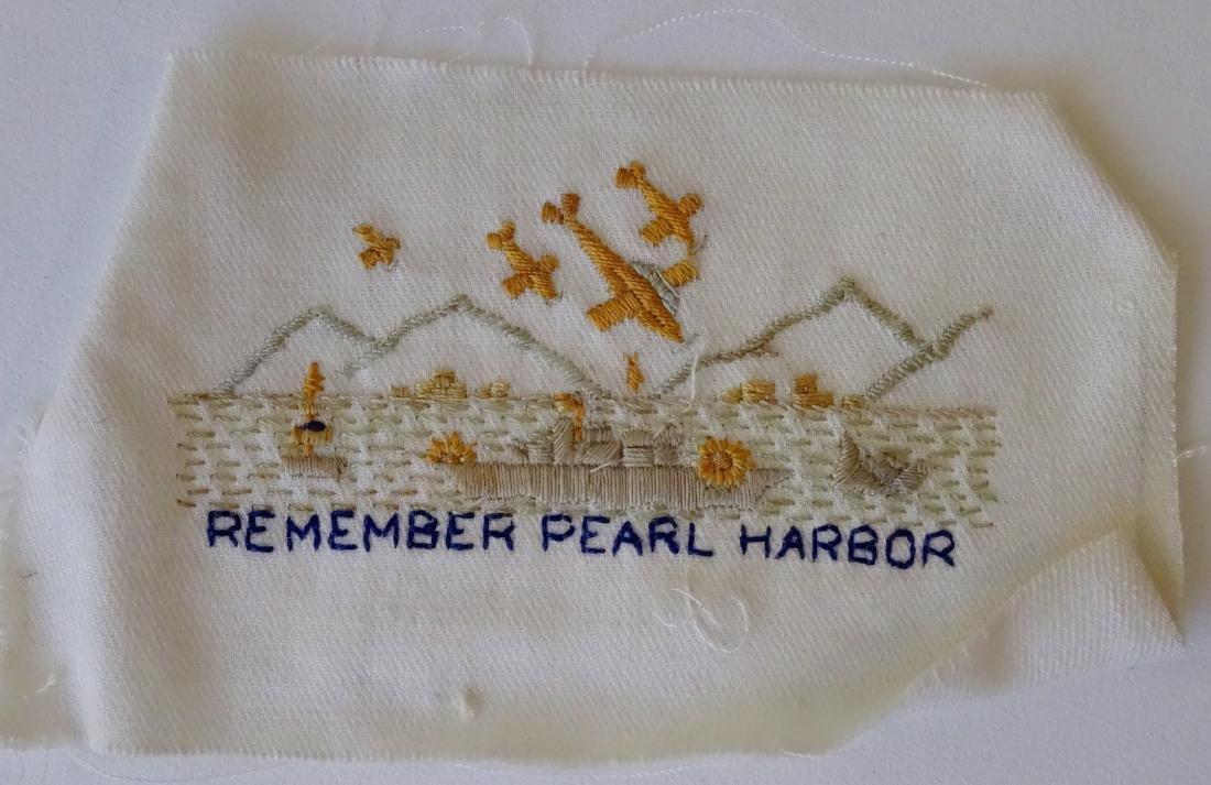 WW II Memorabilia Remember Pearl Harbor American - 2