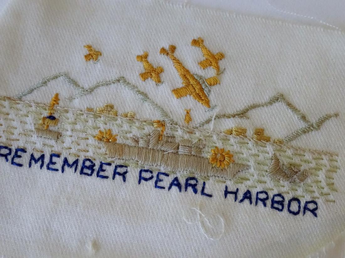 WW II Memorabilia Remember Pearl Harbor American - 3