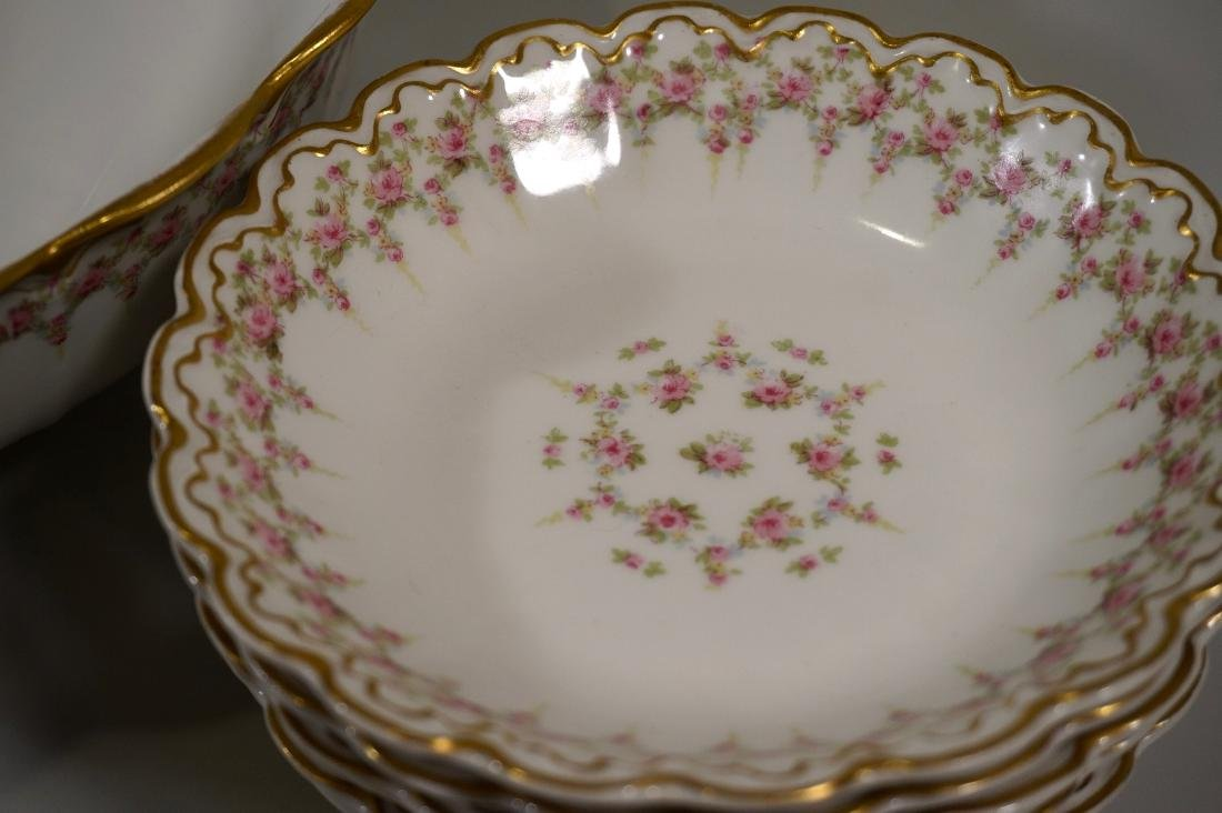 Theodore Haviland Limoges Porcelain Antique French Bowl - 4
