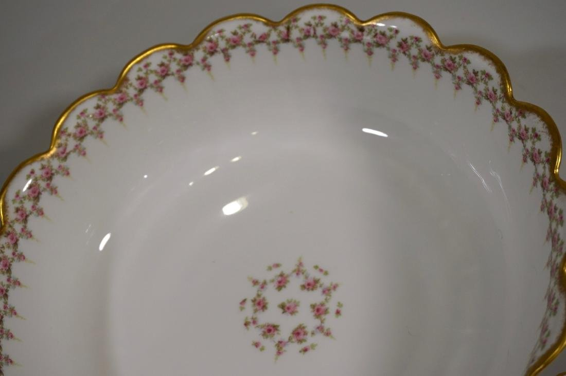 Theodore Haviland Limoges Porcelain Antique French Bowl - 5