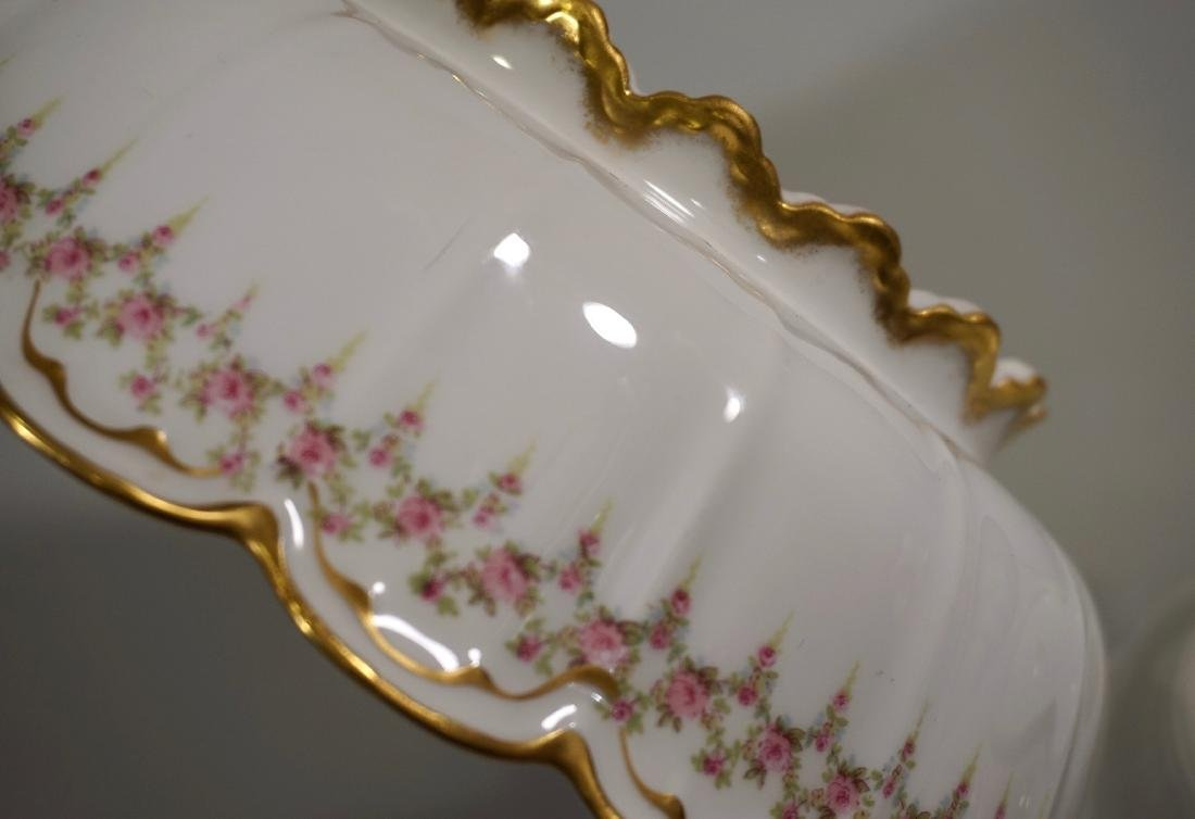 Theodore Haviland Limoges Porcelain Antique French Bowl - 7