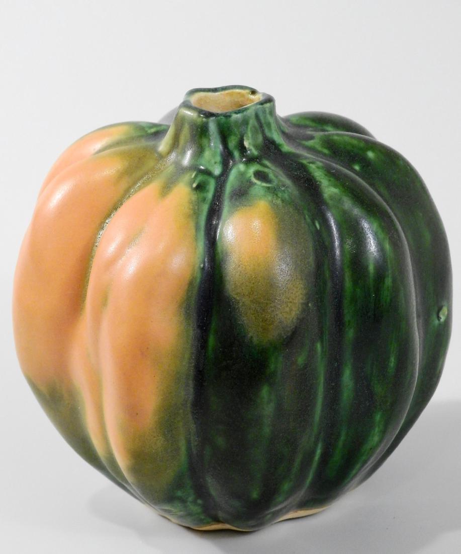 Patricia Garrett Studio Squash Vase California Art
