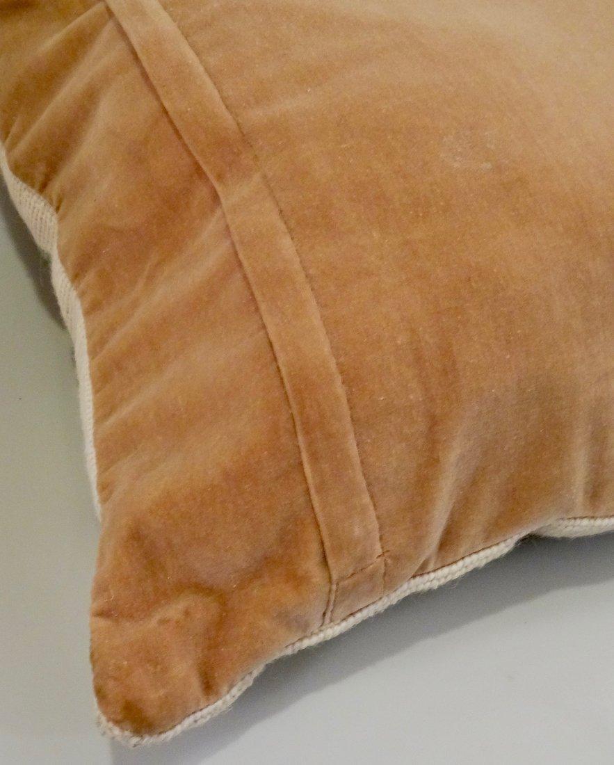Needlepoint Lemons Designer Pillow - 5