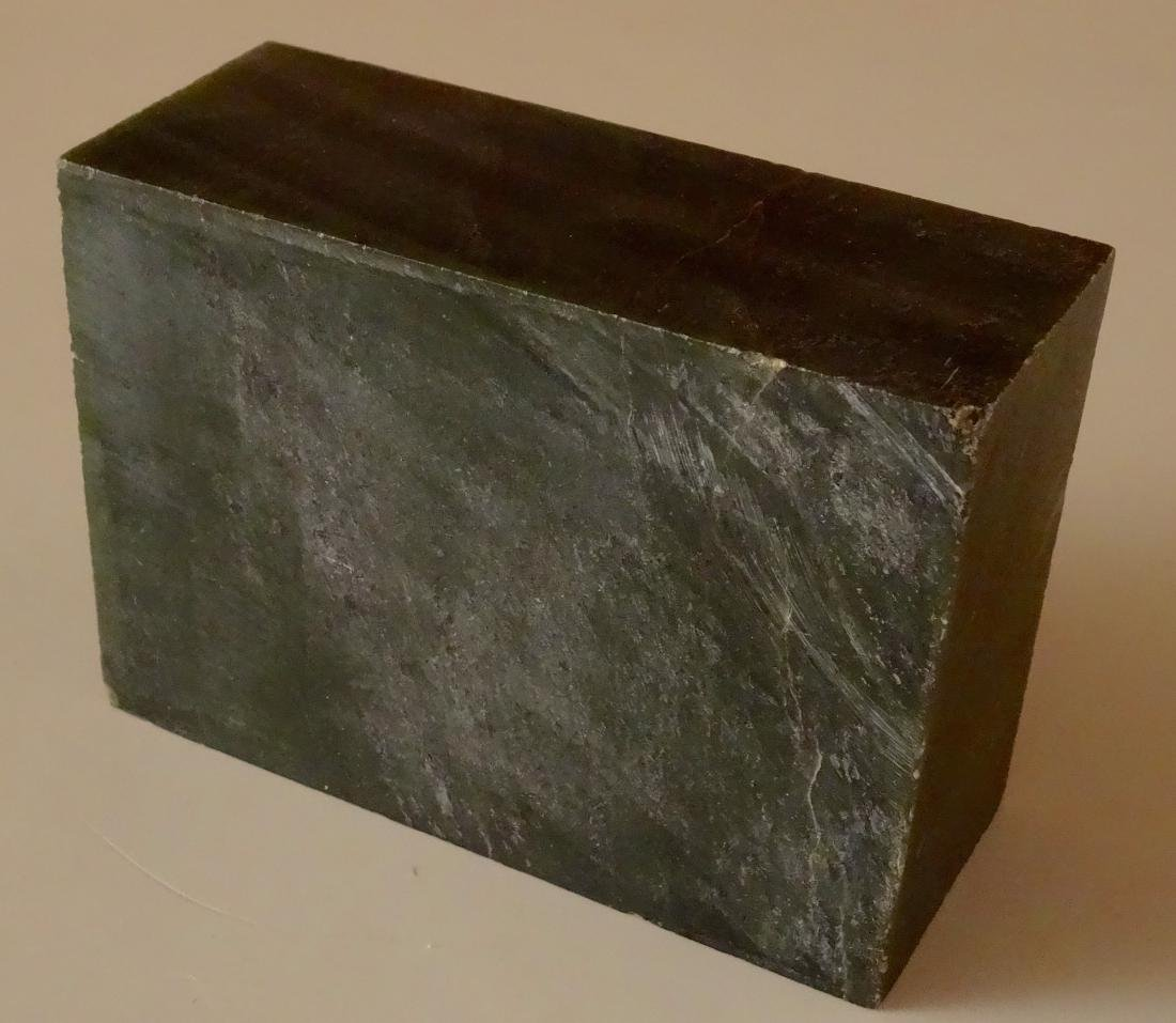 Large Jade Block for Carving Rough Slab