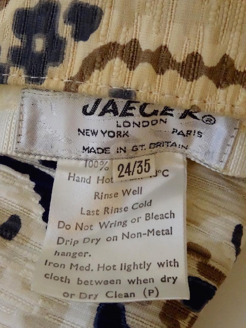 Vintage 70s Jaeger English Designer Pants Made in Great - 5