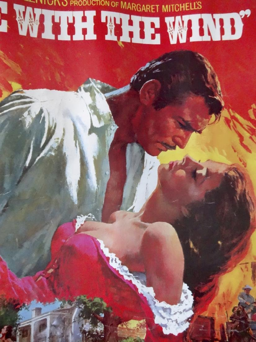 Gone With The Wind Picture Poster by Portal