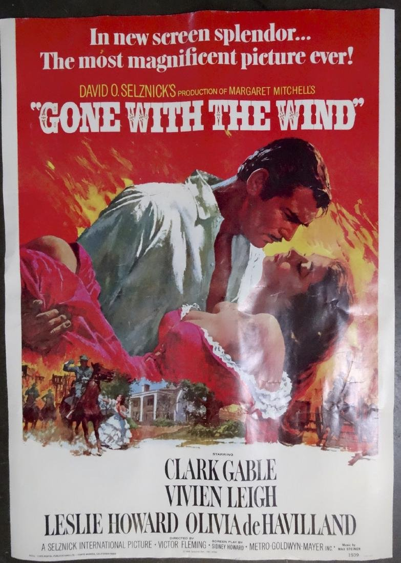 Gone With The Wind Picture Poster by Portal - 2
