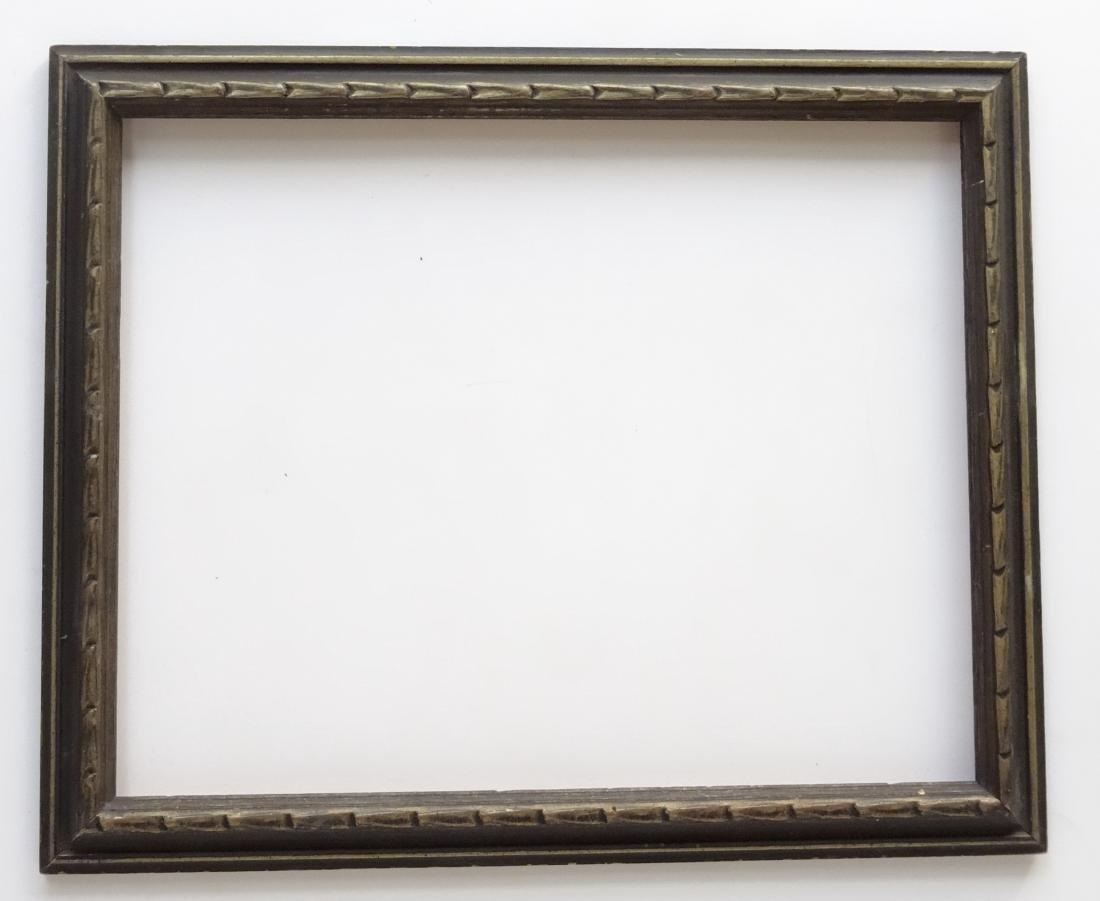Carved Wood Vintage Picture Frame