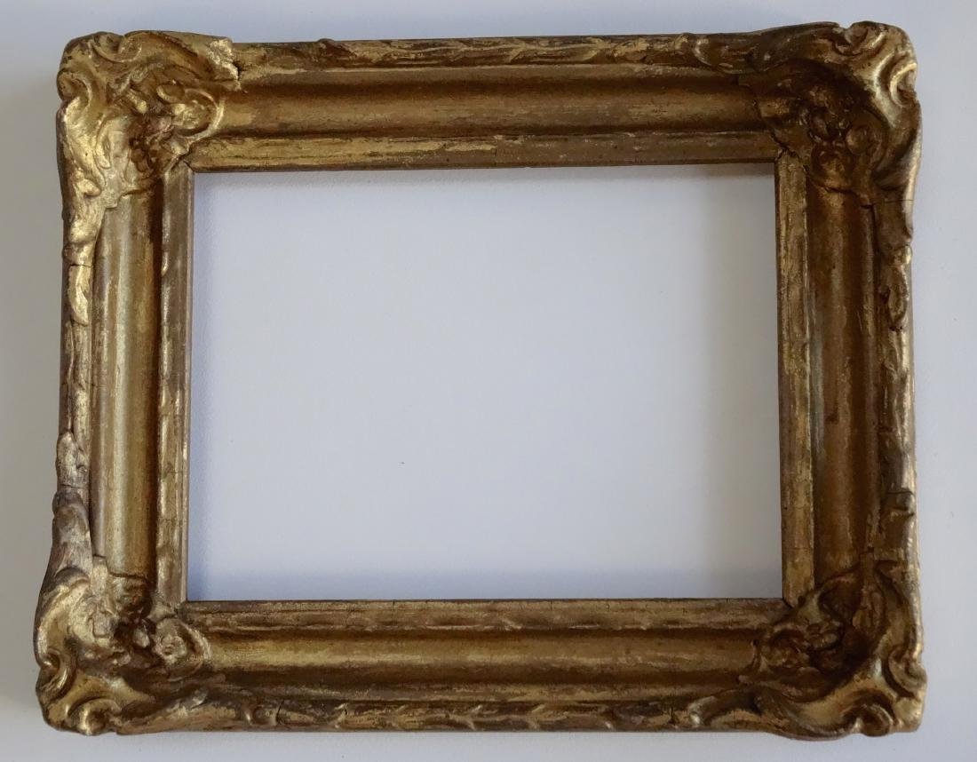Small Louis XIV Plaque Picture Frame 6 x 8 - 2
