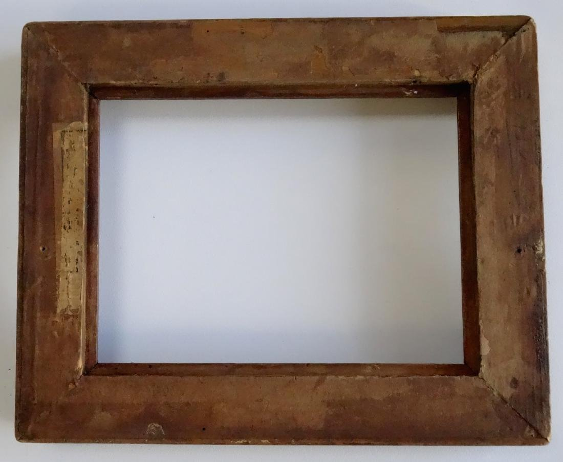 Small Louis XIV Plaque Picture Frame 6 x 8 - 4