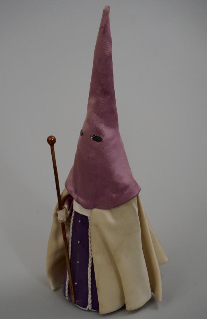 Whimsical Semana Santa Doll Vintage Handmade Figurine - 5