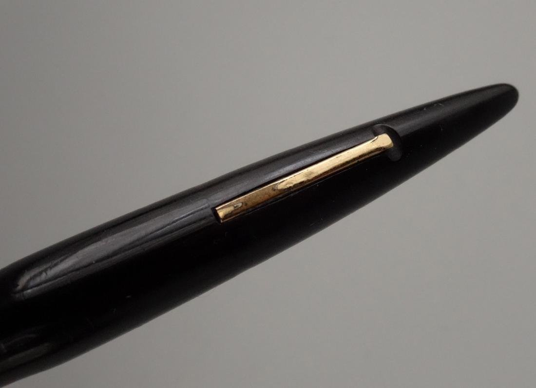 Eversharp Skyline c. 1944 Celluloid Fountain Pen 14k - 2