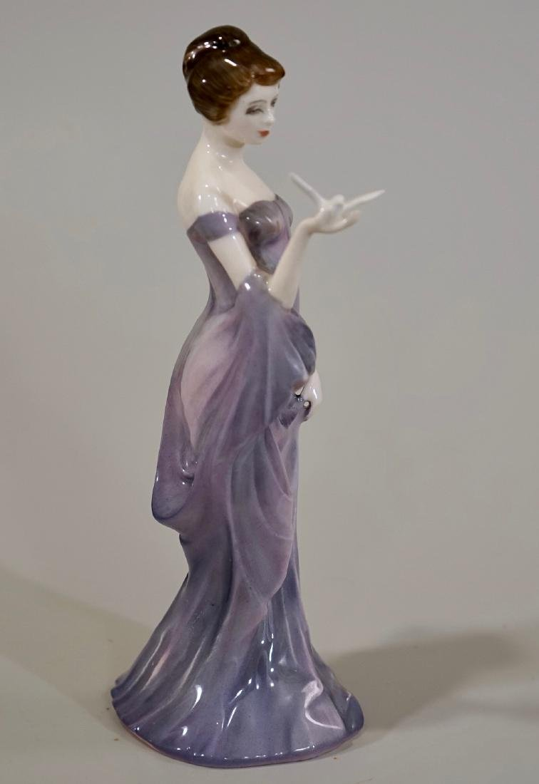 Royal Doulton Harmony Porcelain Figurine - 2