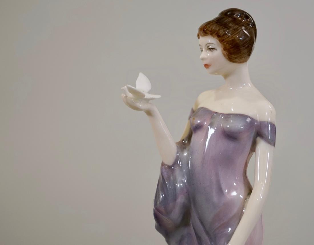 Royal Doulton Harmony Porcelain Figurine - 4
