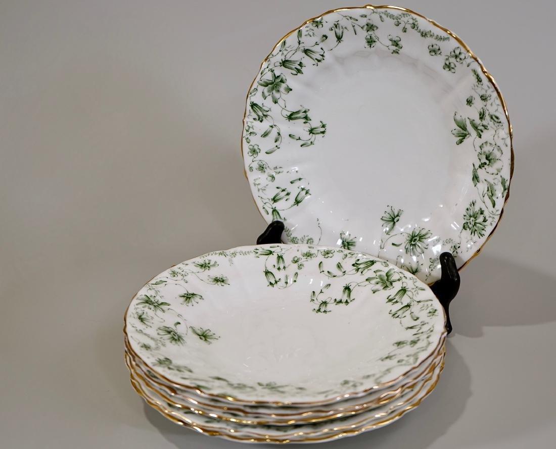 Antique c1910 Wilkie Birks & Co Porcelain Plates Lot of