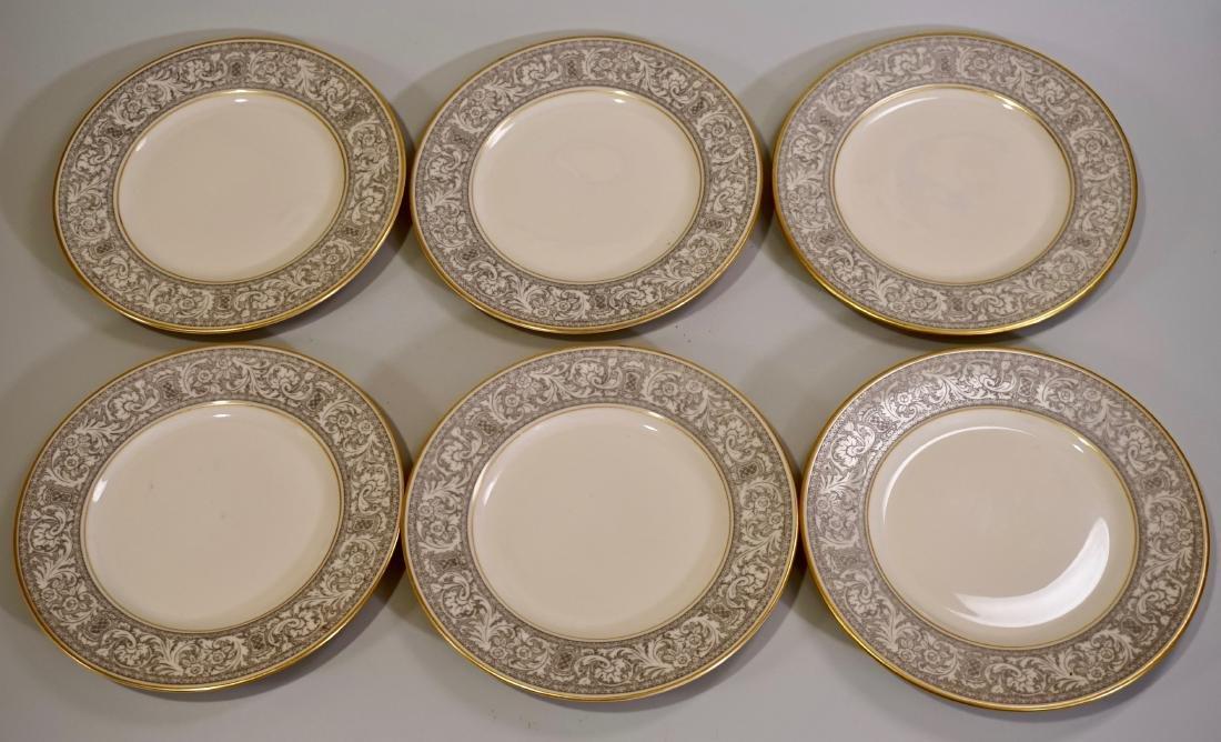 Franciscan Renaissance Fine Porcelain Plates Lot of 6 - 2