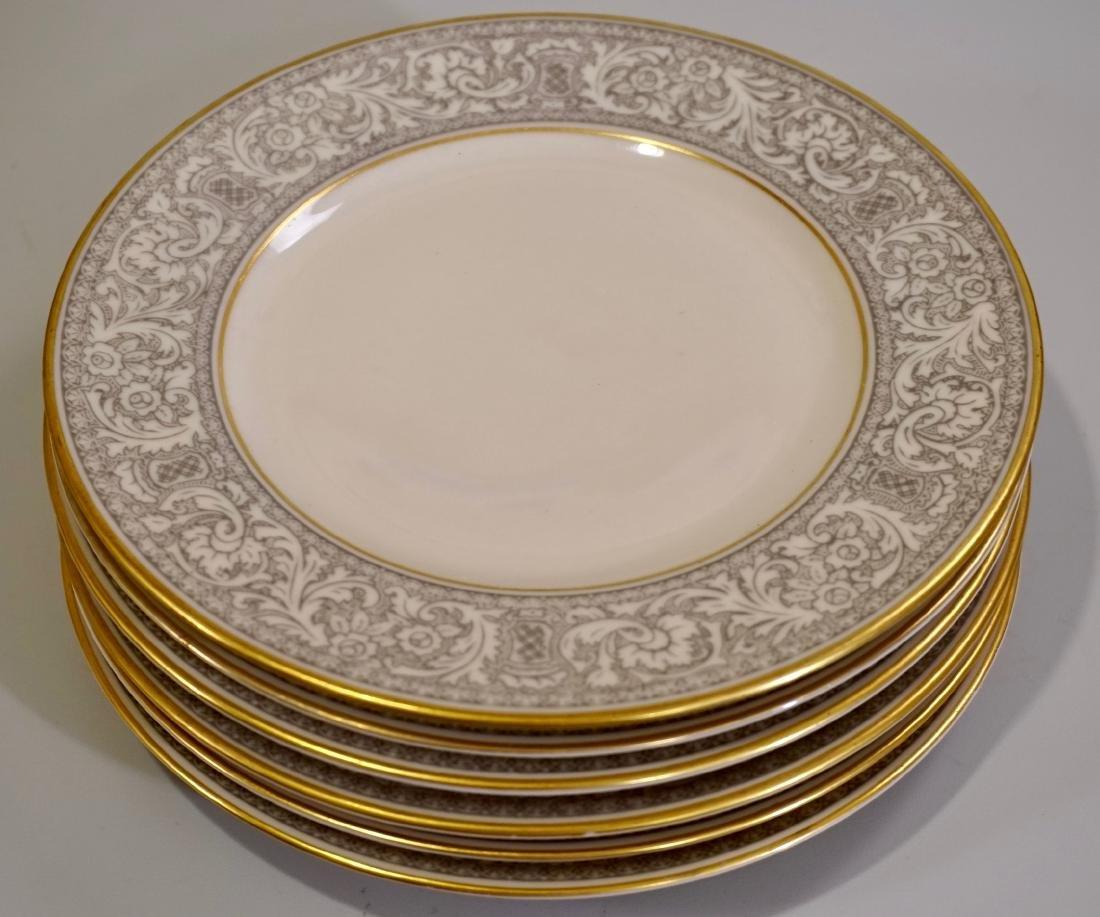 Franciscan Renaissance Fine Porcelain Plates Lot of 6 - 5