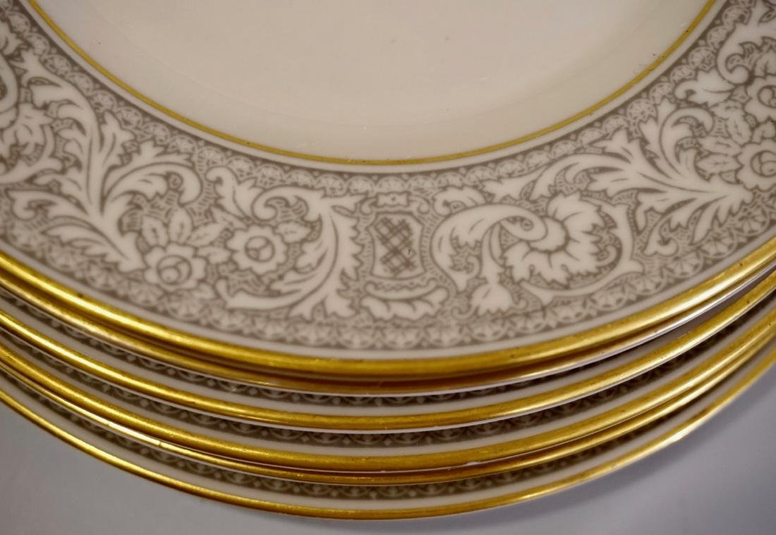Franciscan Renaissance Fine Porcelain Plates Lot of 6 - 6