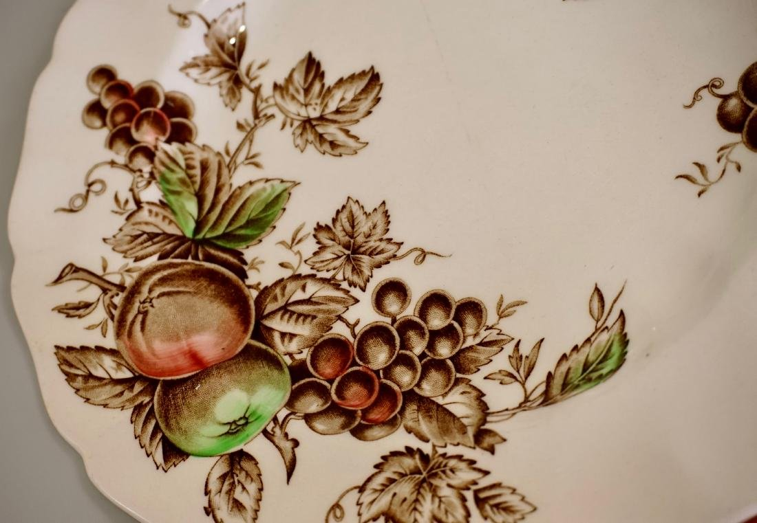 Johnson Brothers Harvest Time English China Engraved - 2