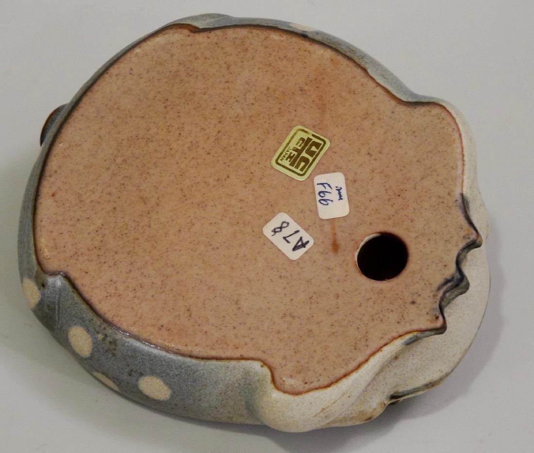 Frog Lemon Juicer Vintage Pottery Reamer UCTCI Japan c - 4