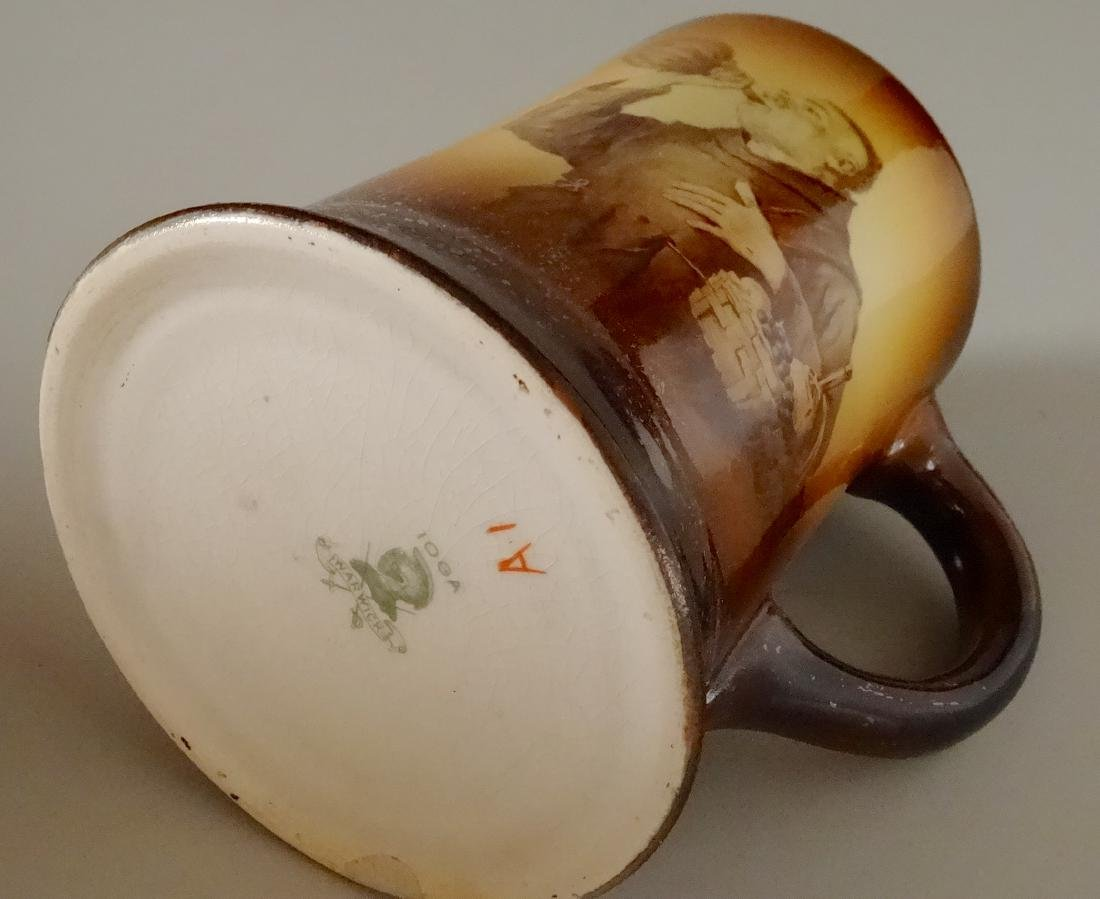 Vintage Monk Wine Mug Beer Stein Warwick Ioga China - 5