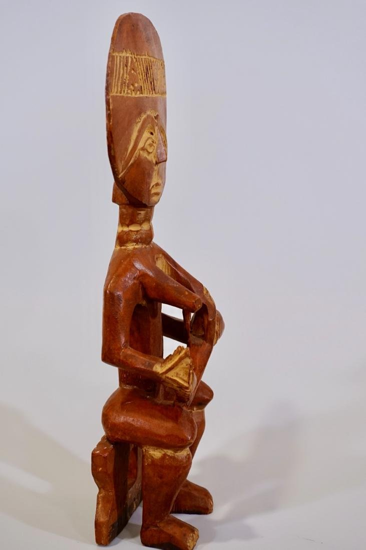 African Madonna Ashante Mother and Child Ethnic Ghana - 4